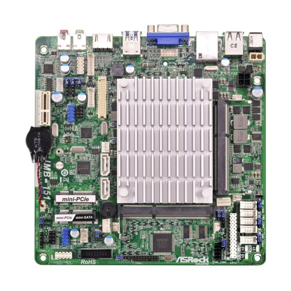 ASRock IMB-151 Realtek HD Audio Windows 8