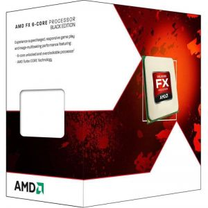 AMD FX-6300 - 3.50 GHz, 6 MB, 95 W, AM3+, Box