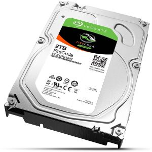 SEAGATE ST2000DX002 HDD