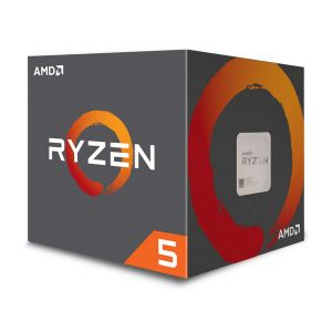 AMD Ryzen 5 1400 - 3.20 GHz, 8 MB, 65 W, AM4, Box