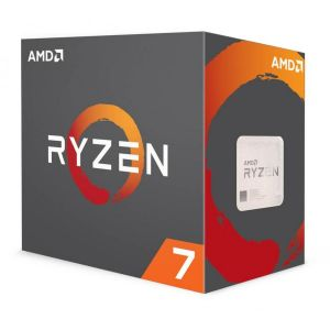AMD Ryzen 7 1700 - 3.70 GHz, 16 MB, 65 W, AM4, Box