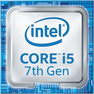 INTEL Core i5-7600K - 3.80 GHz, 6 MB, 91 W, 1151, Box