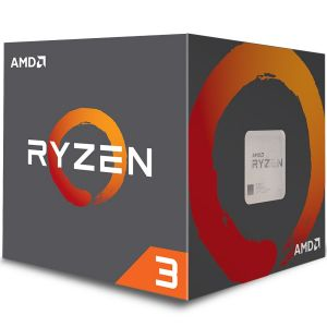 AMD Ryzen 3 1200 - 3.10 GHz, 10 MB, 65 W, AM4, Box