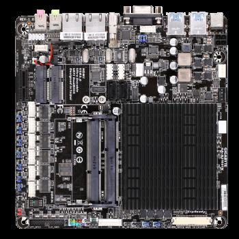 Gigabyte GA-N3160TN, Braswell, Thin-Mini-ITX
