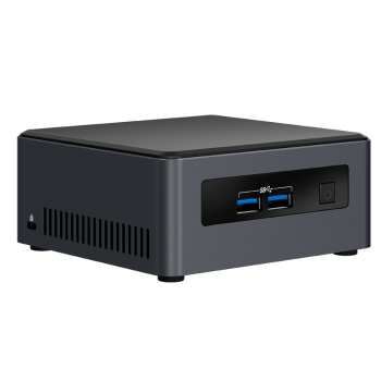 Intel® NUC Kit NUC7i3DNHE