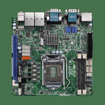 ASRock IMB-181-D/ Q87, 6x RS232, 2x Lan, Mini-ITX