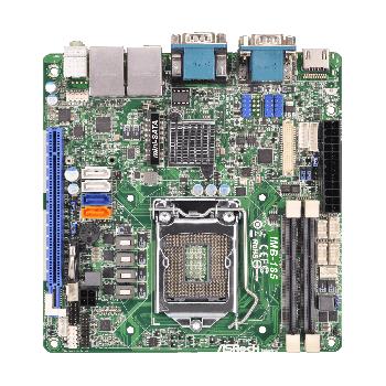 ASRock IMB-185/ H81, 2x LAN, 6x Com, Mini-ITX