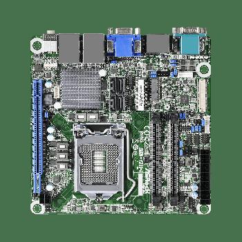 ASRock IMB-1211-L/ 2x LAN, 5 x COM, Mini-ITX