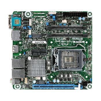 ASRock IMB-1211D/ 2x LAN, 5 x COM, Mini-ITX