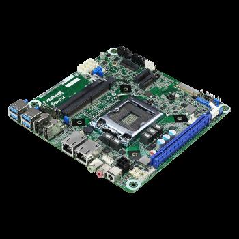 ASRock IMB-1214/ 2x LAN, 4 x COM, Mini-ITX