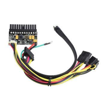 E-mini LR1108-120W12VDC DC/DC Inverter Board, 11.4 -12.6VDC/120W Incl. Cables