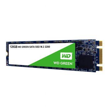 120 GB WESTERN DIGITAL WDS120G2G0B, M.2 (2280) SSD