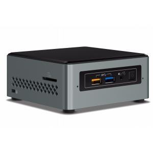 Intel® NUC NUC6CAYH с VGA порт и поддръжка на 4К