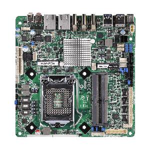 ASRock IMB-190/ Q170, 3x HDMI, DC-IN, Thin Mini-ITX