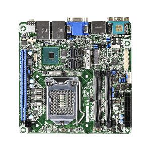 ASRock IMB-1211L/ Q370, 2x LAN, 5x COM, Mini-ITX