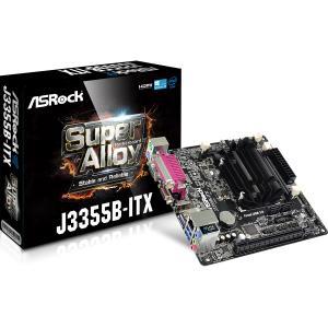 ASRock J3355B-ITX, Apollo Lake, Mini-ITX